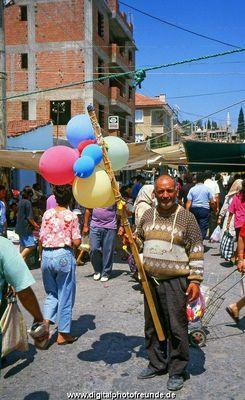 Ballonverkäufer