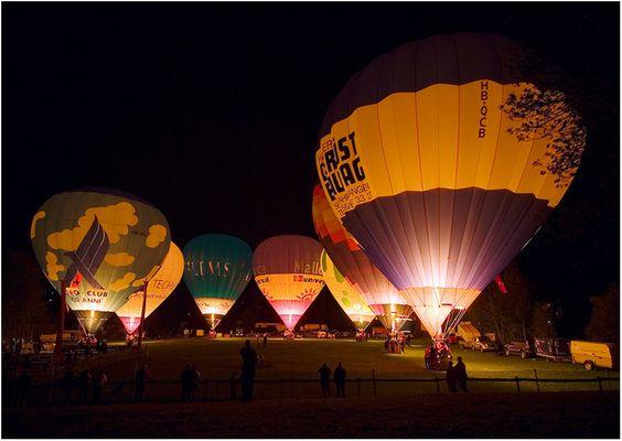 Ballonwochen Flims 2006