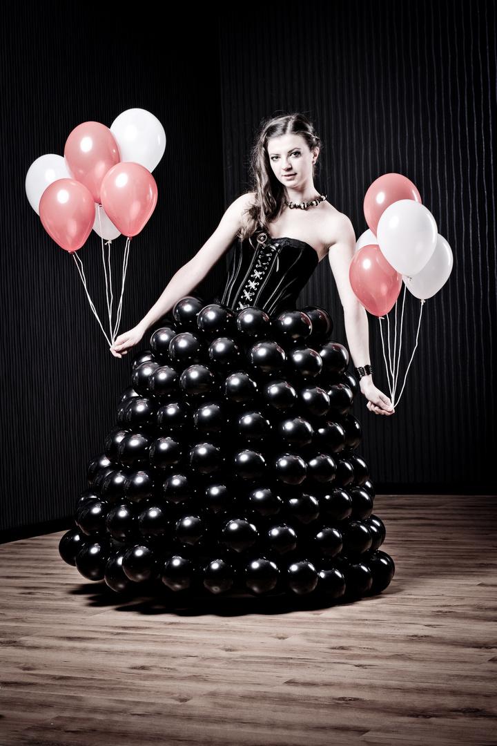 Balloon Dress III