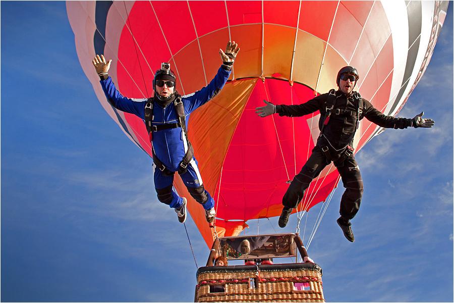 Balloon Jumping