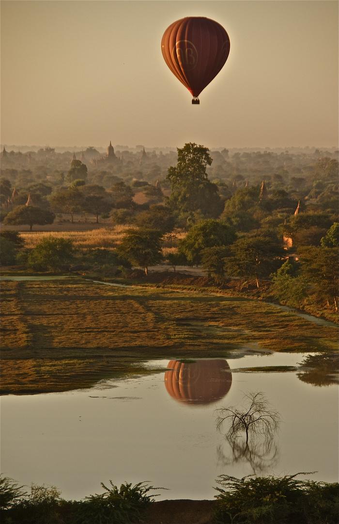 ballooning bagan