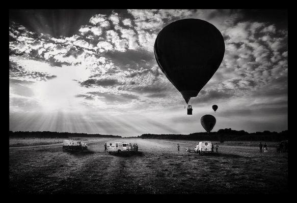 ballooning blues; remake