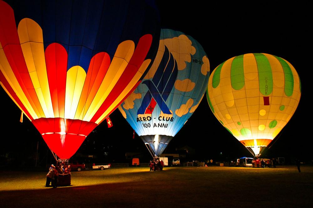 Ballooning Flims 2008