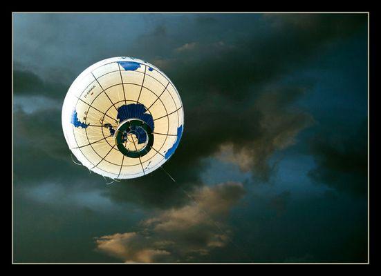 Ballooning in Berlin -Der Highflyer -