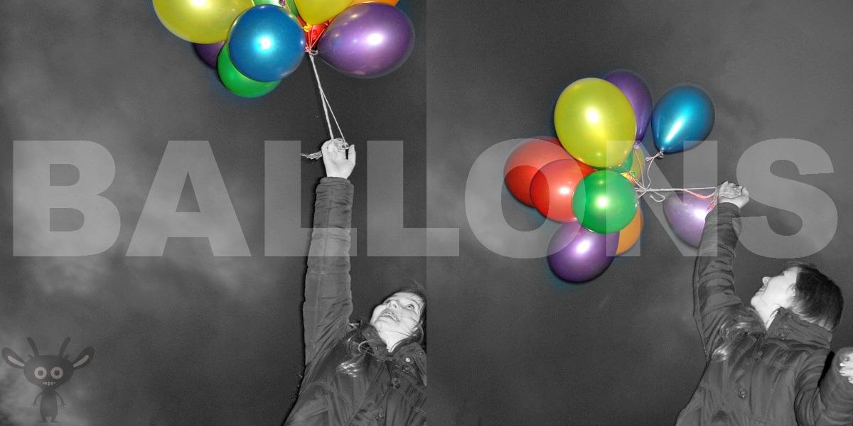 balloons :-)