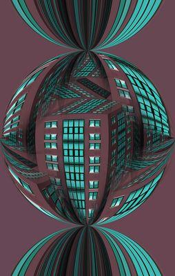 Balls Of City Lights