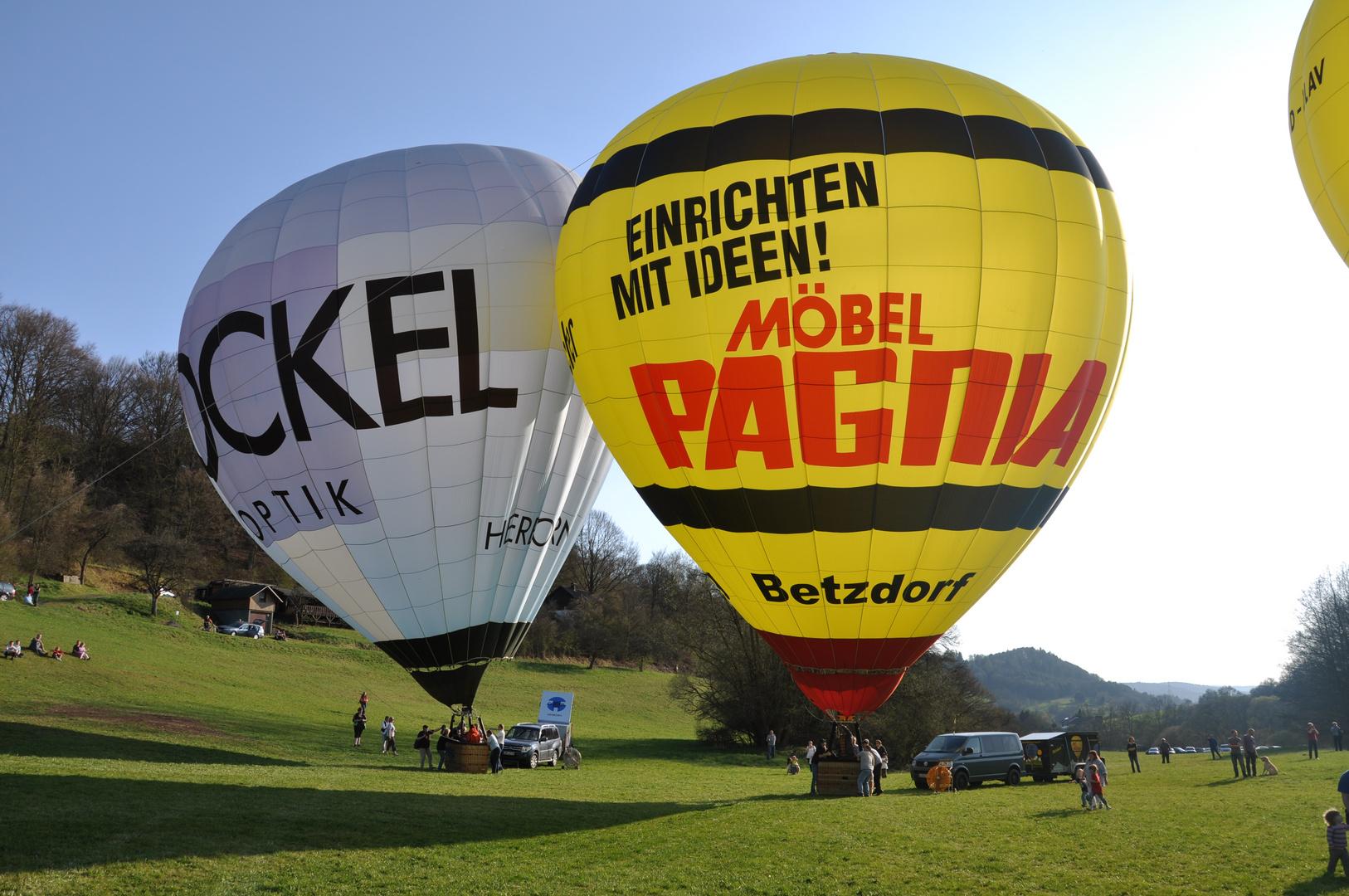 Balonstart (2)