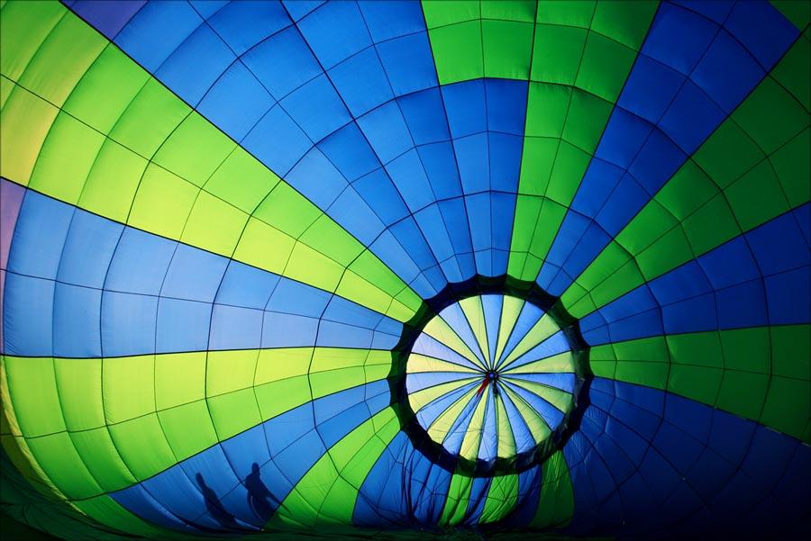 Baloon texture