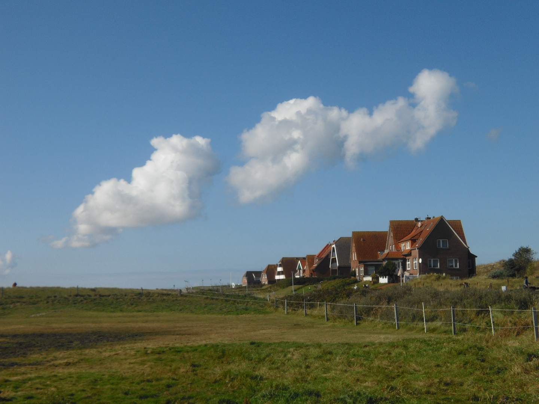 Baltrum, Westliches Ende