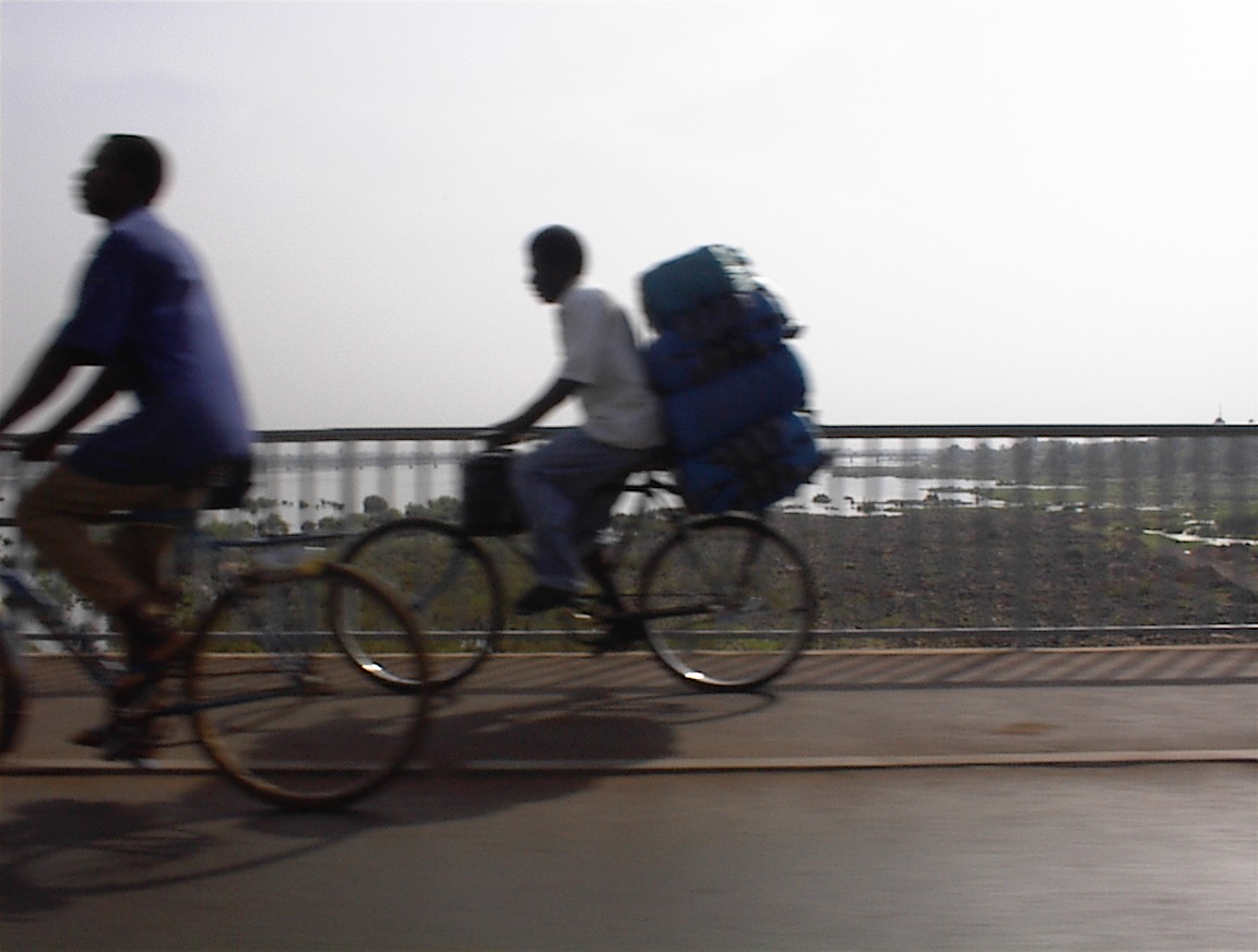 Bamako, nouvel pont