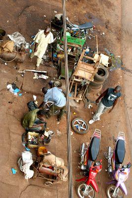 Bamako Street