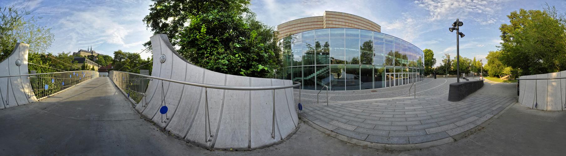 Bamberg Konzerthalle 360 Grad
