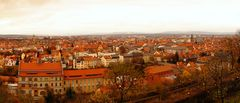 Bamberg vom Michaelisberg