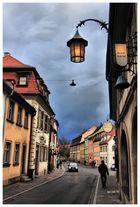 Bamberg vor dem Regen :-(
