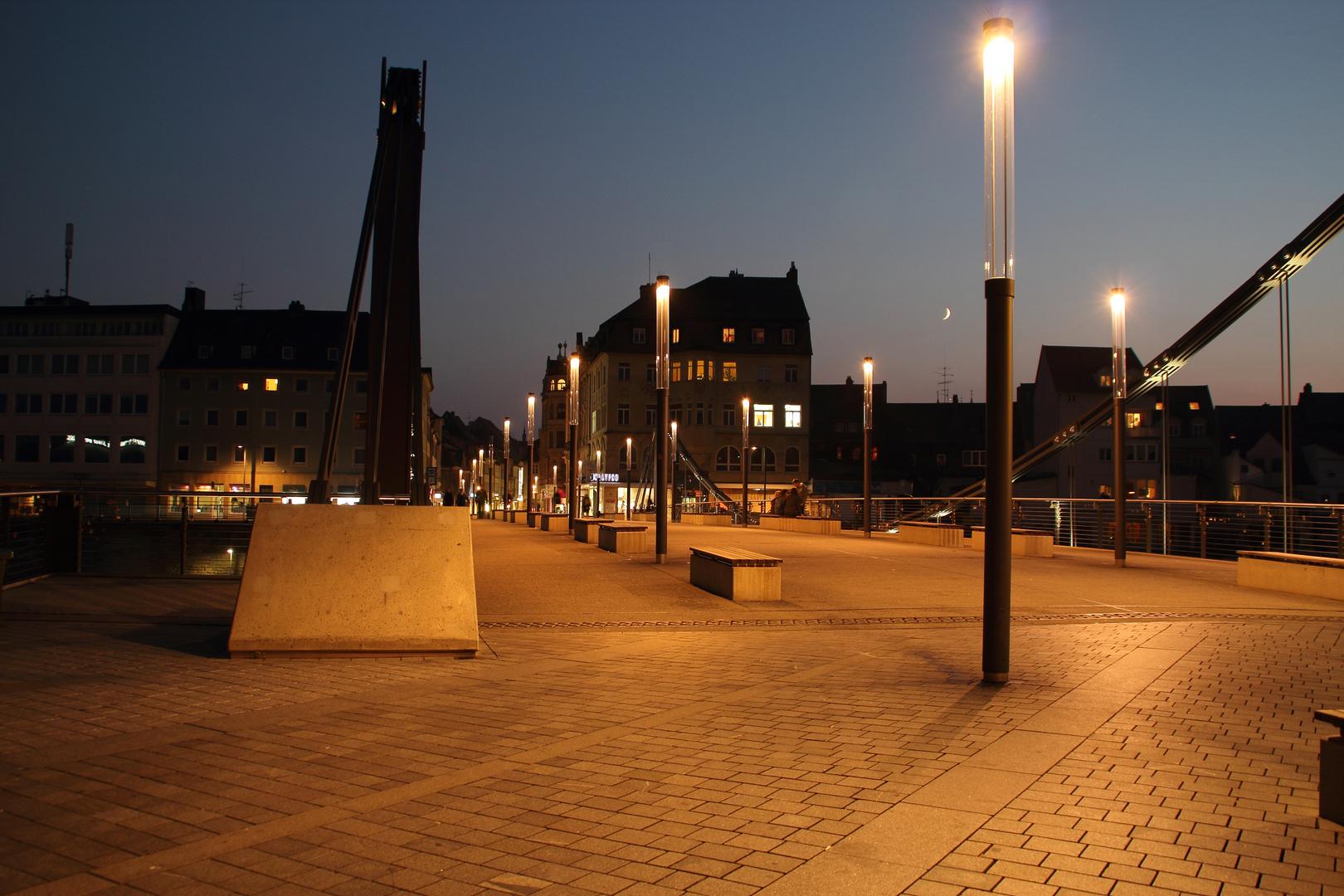 Bamberger Kettenbrücke 1