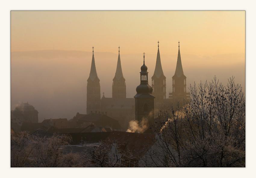 Bambergs Türme ... reload!