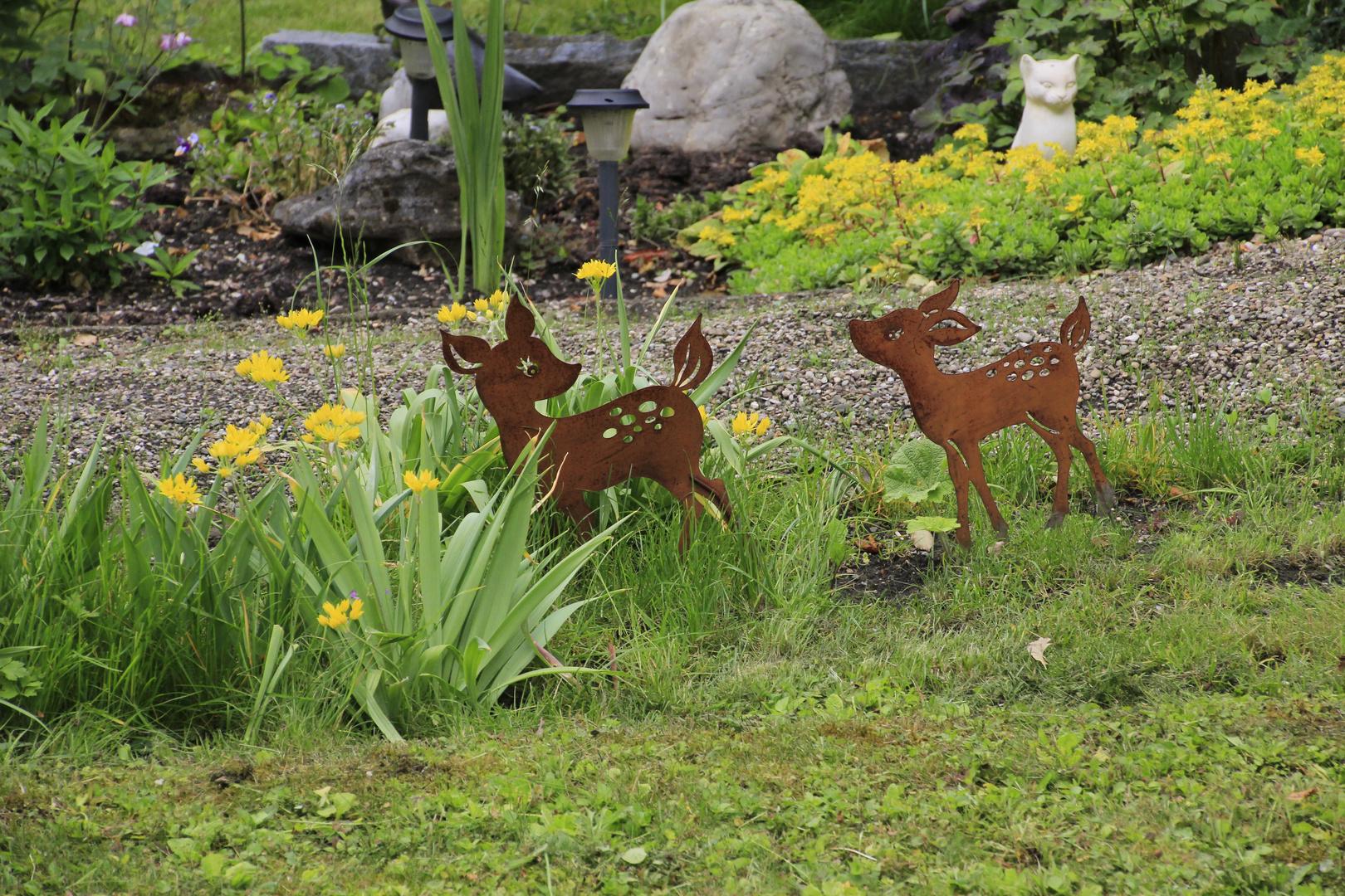 Bambi und seine Freundin