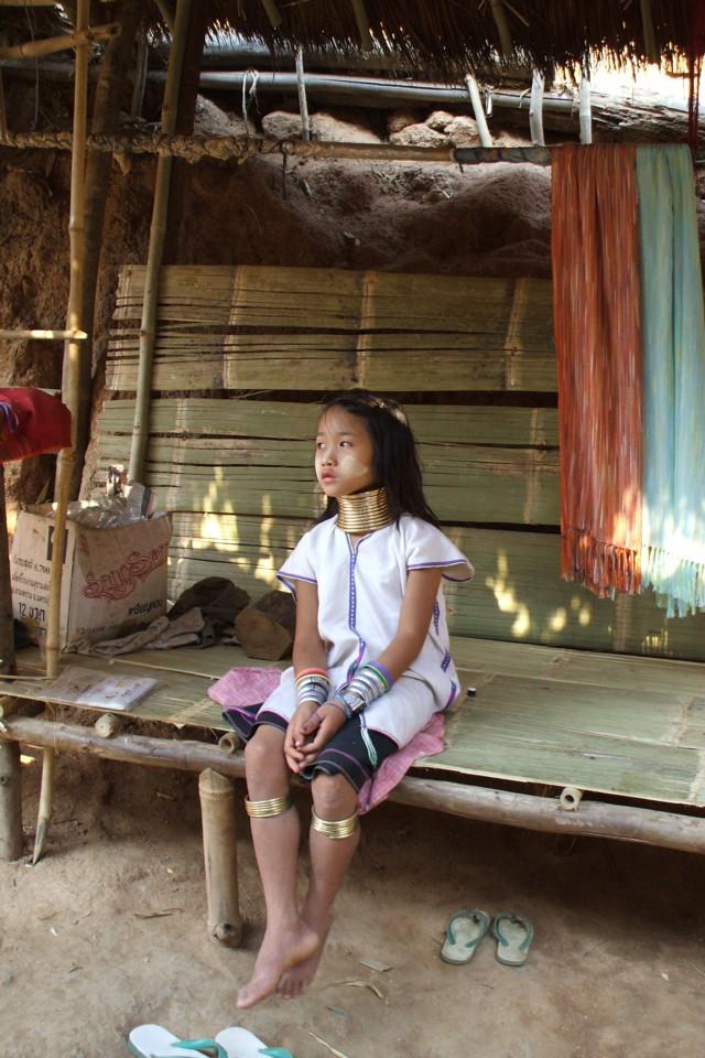 Bambine Tailandesi