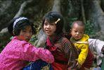 BAMBINI DEL MYANMAR