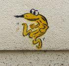 """"""" Bananen - Frosch """""""
