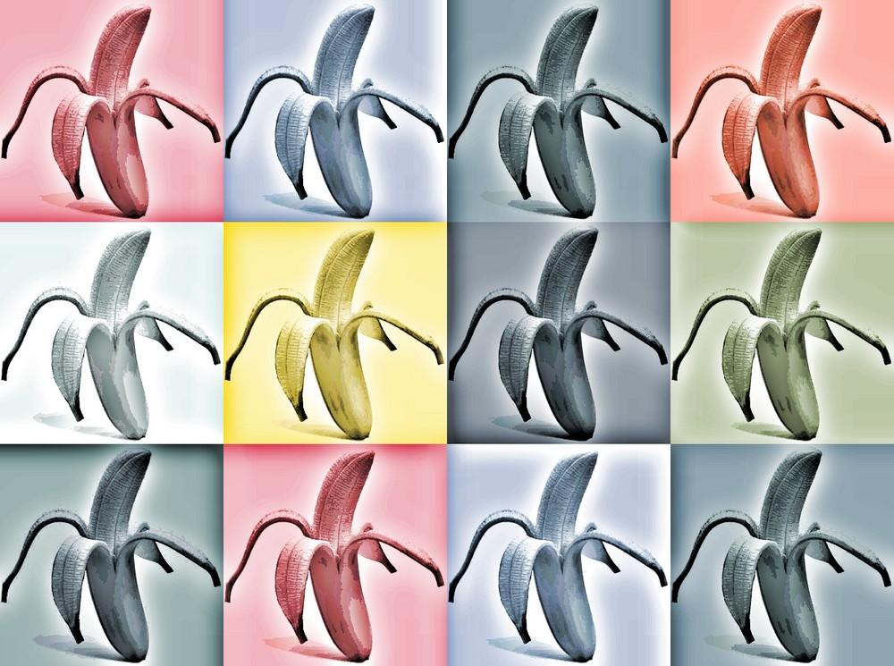 BananenPopArt