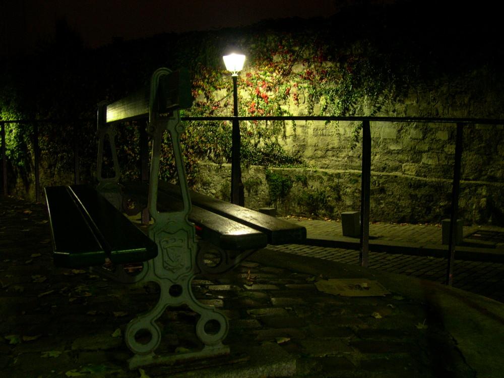 banc de nuit