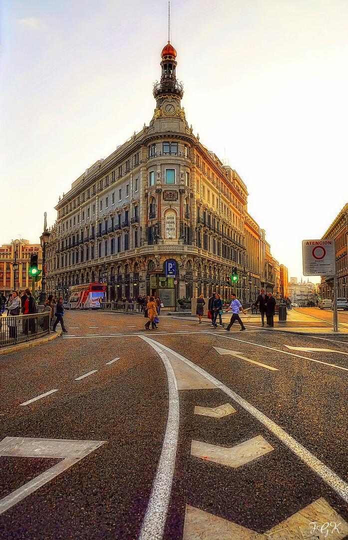 Banco español ¿ de Credito?