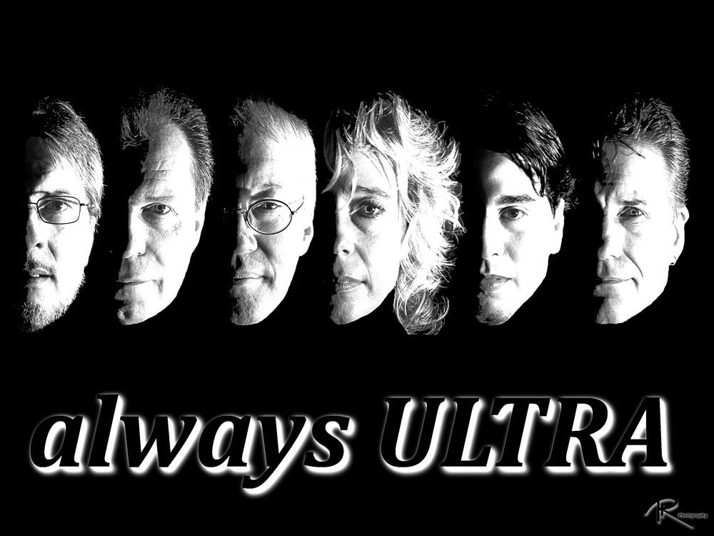 "Band ""always ULTRA"""