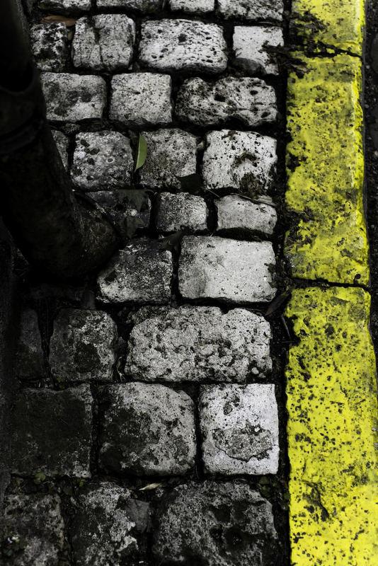 bande jaune