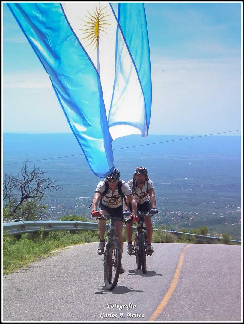 Bandera Ciclista