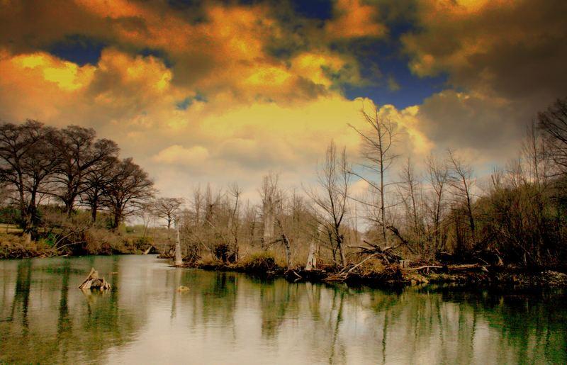 Bandera River