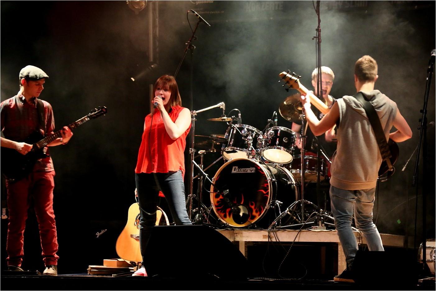 Bandwettbewerb 2014: Cajah