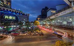 Bangkok....