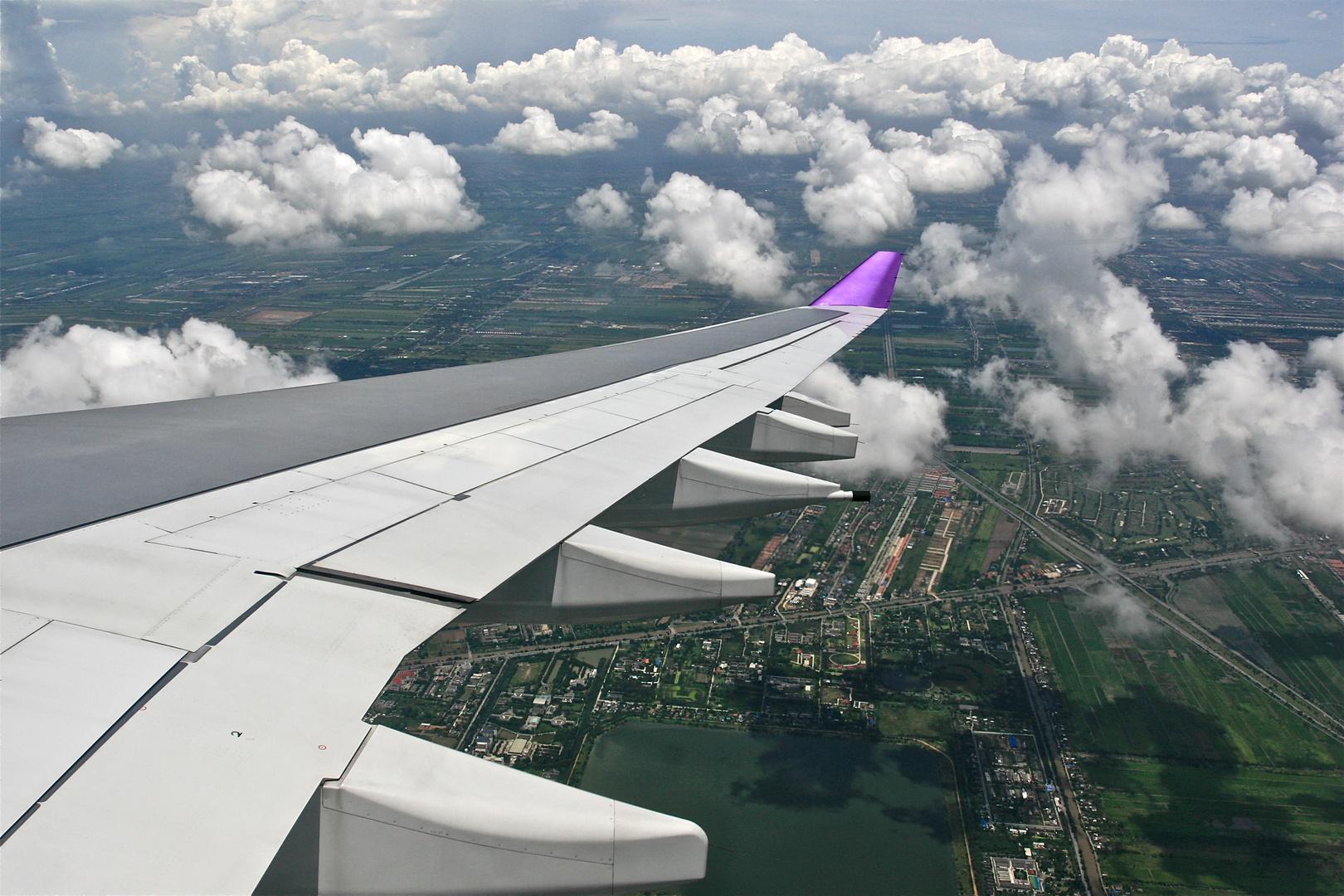 ...Bangkok approach...