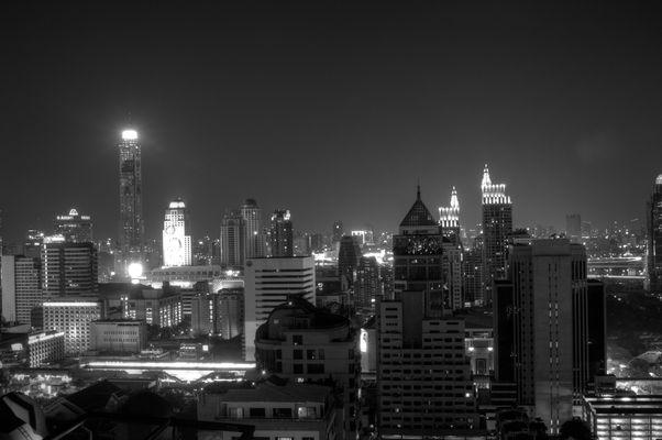 Bangkok bei Nacht 1