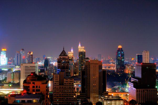 Bangkok bei Nacht 2