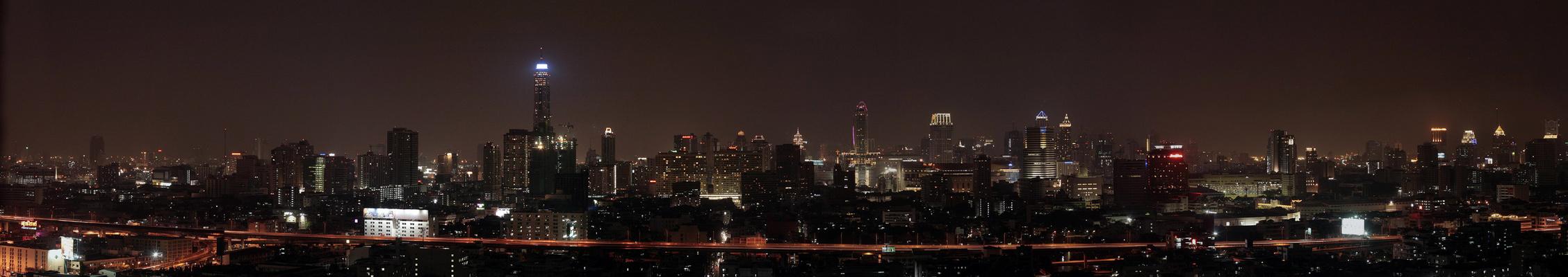 Bangkok bei Nacht (2)