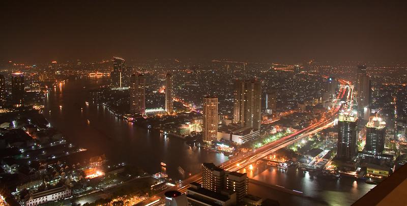 Bangkok bei Nacht die Zweite