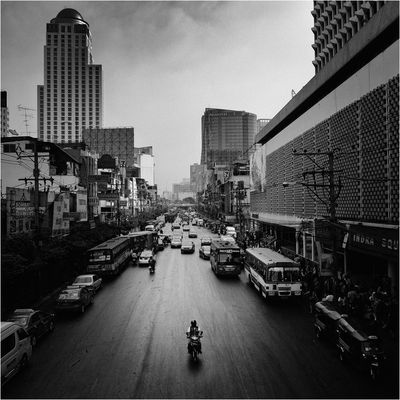 Bangkok CBD