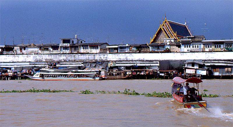 Bangkok - Chao Praya Riverfront