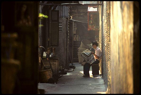 Bangkok, Chinatown 1980