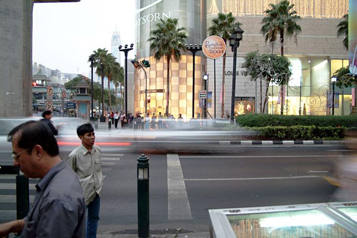 "Bangkok City - 1 ""Die Stadt lebt"""