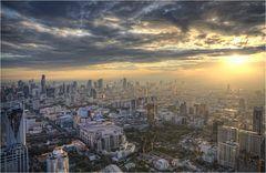 Bangkok city view 1