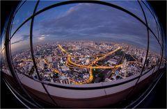 Bangkok city view 2