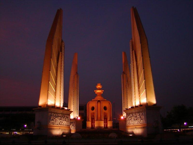 Bangkok: Democracy Monument
