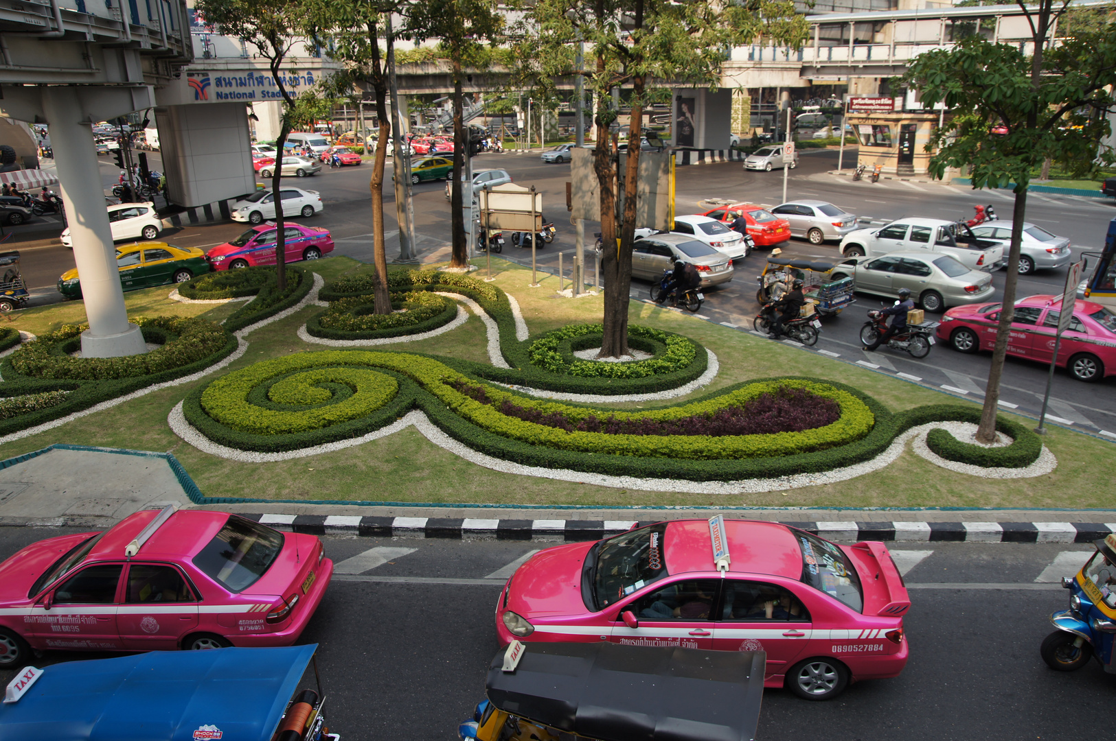 Bangkok die Stadt der Engel/ Thailand Bangkok