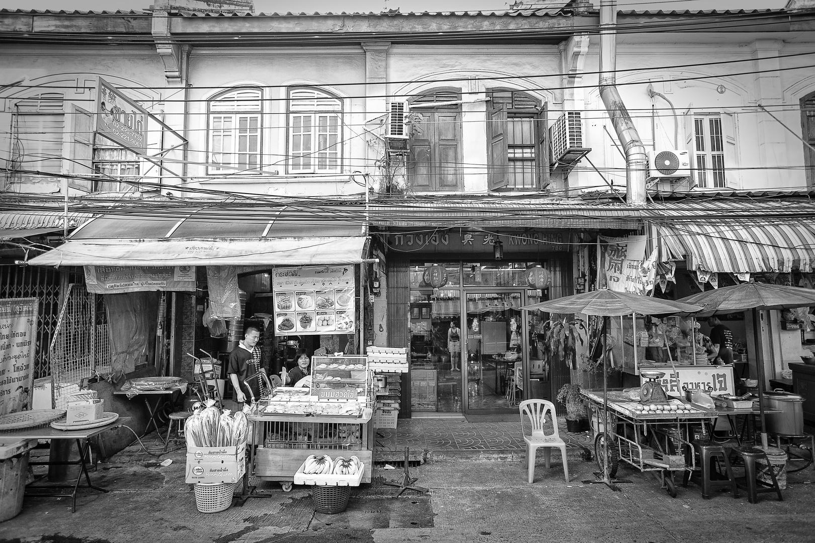 Bangkok Food Stores