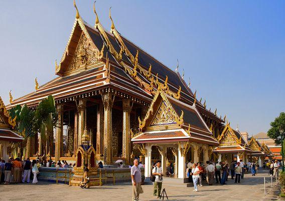 Bangkok, Grand Palace 2
