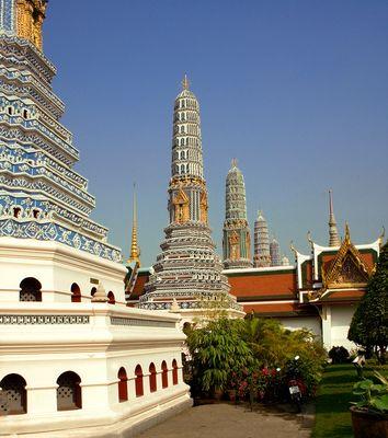 Bangkok, Grand Palace 3