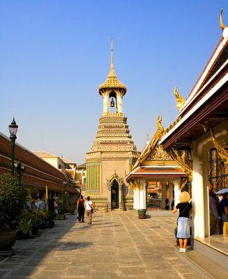 Bangkok, Grand Palace/Wat Pho